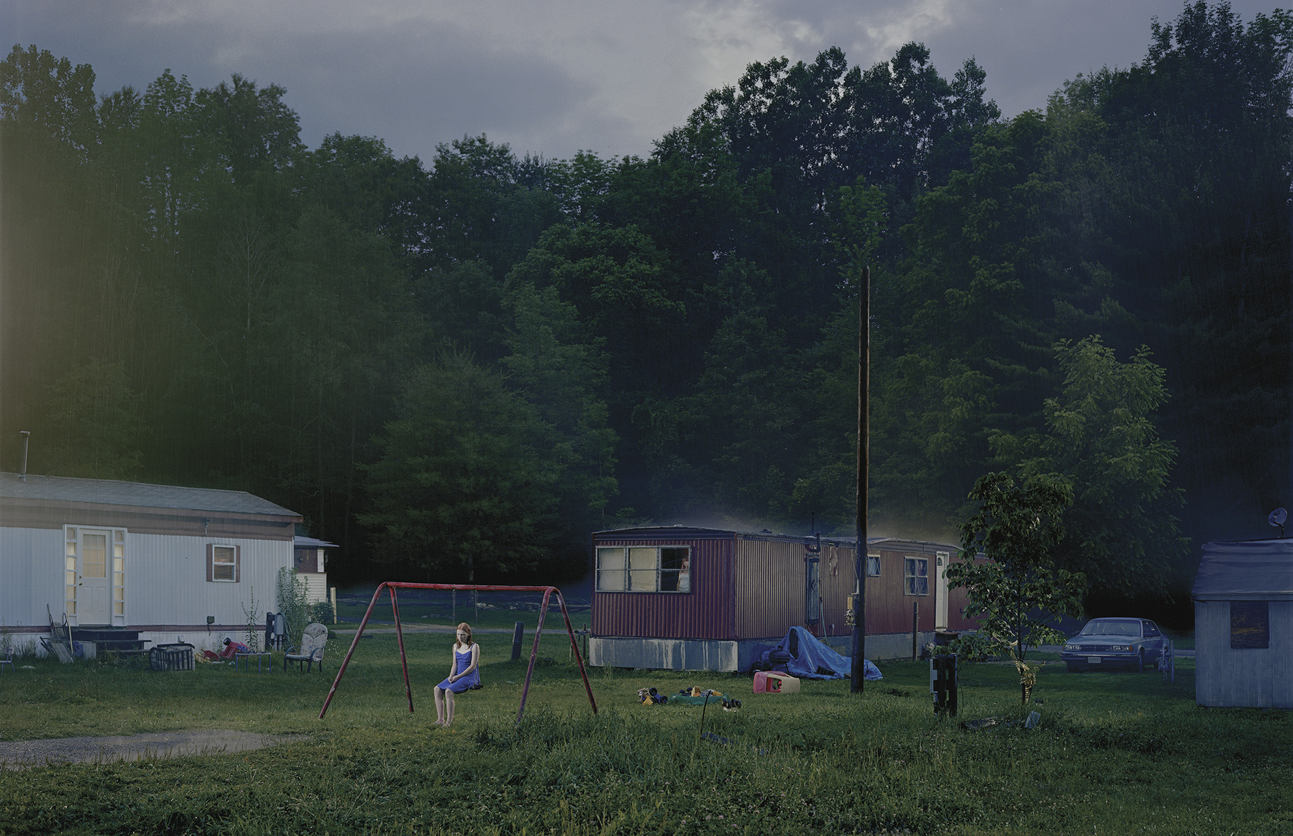 Untitled (Trailer-Park), 2007