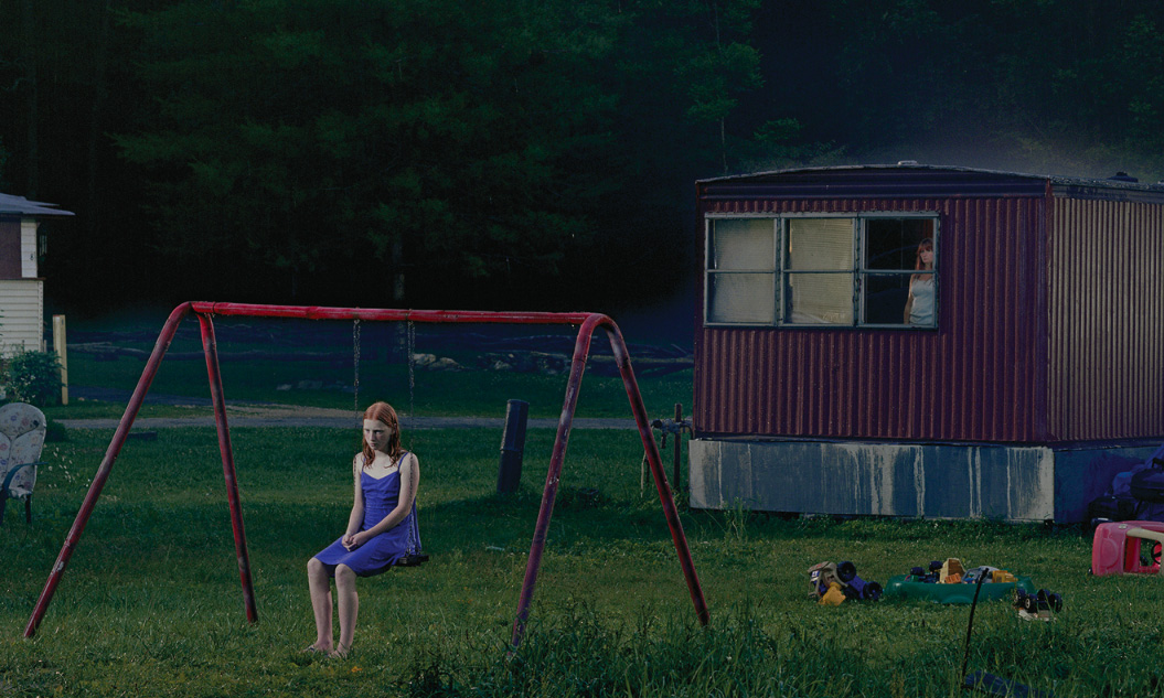 Detail from Untitled (Trailer Park), 2007