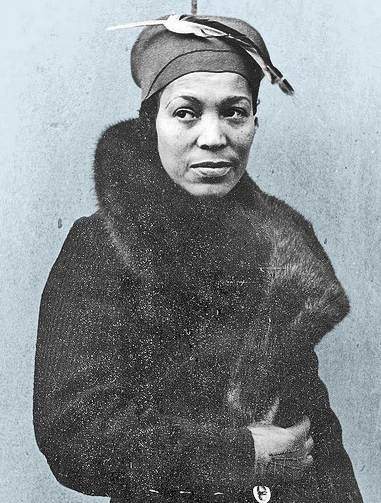 Couture ... A printing of spunk by zora neale hurston