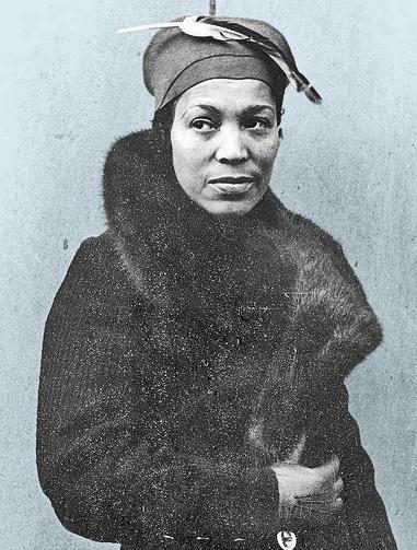 10 July (1928): Zora Neale Hurston to Langston Hughes | The American Reader