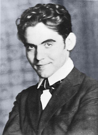 Federico Garcia Lorca muerte